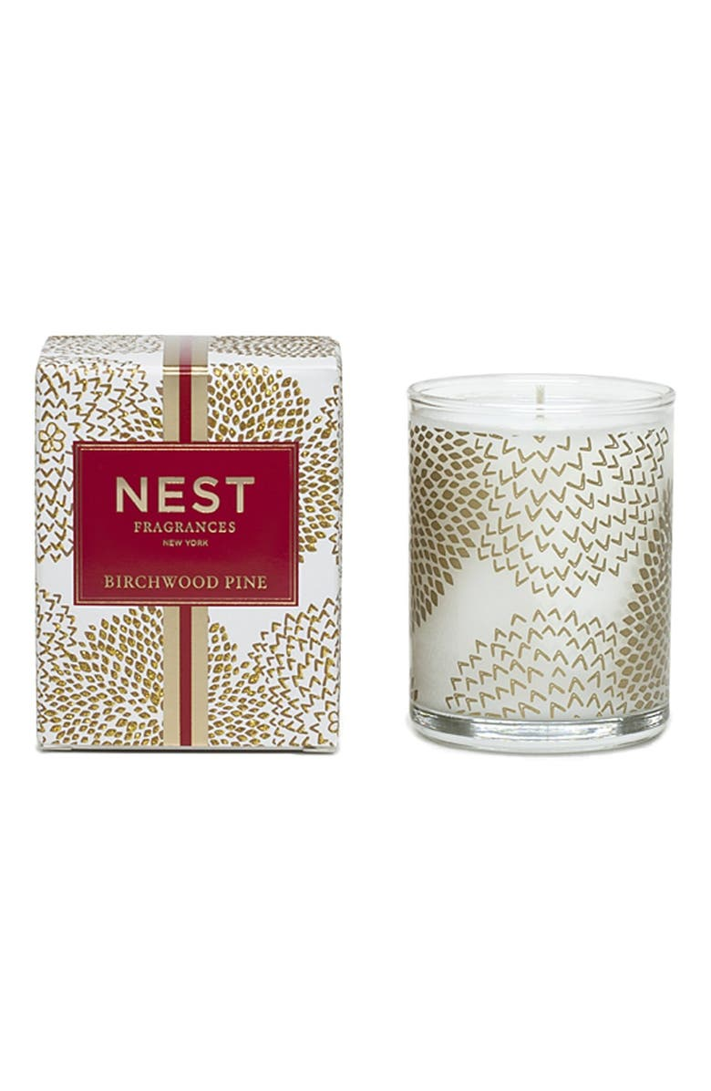 NEST NEW YORK NEST Fragrances 'Birchwood Pine' Votive Candle, Main, color, 000