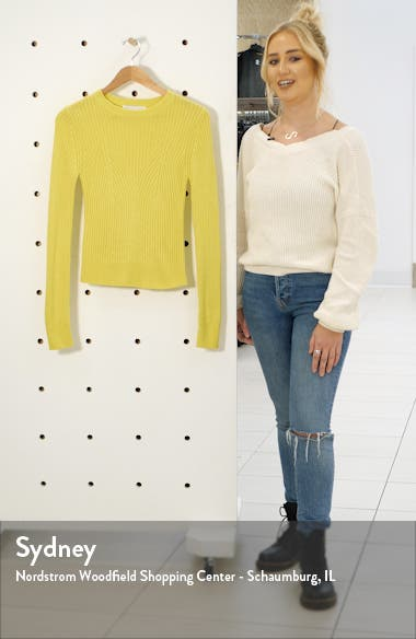 Fitted Sweater, sales video thumbnail