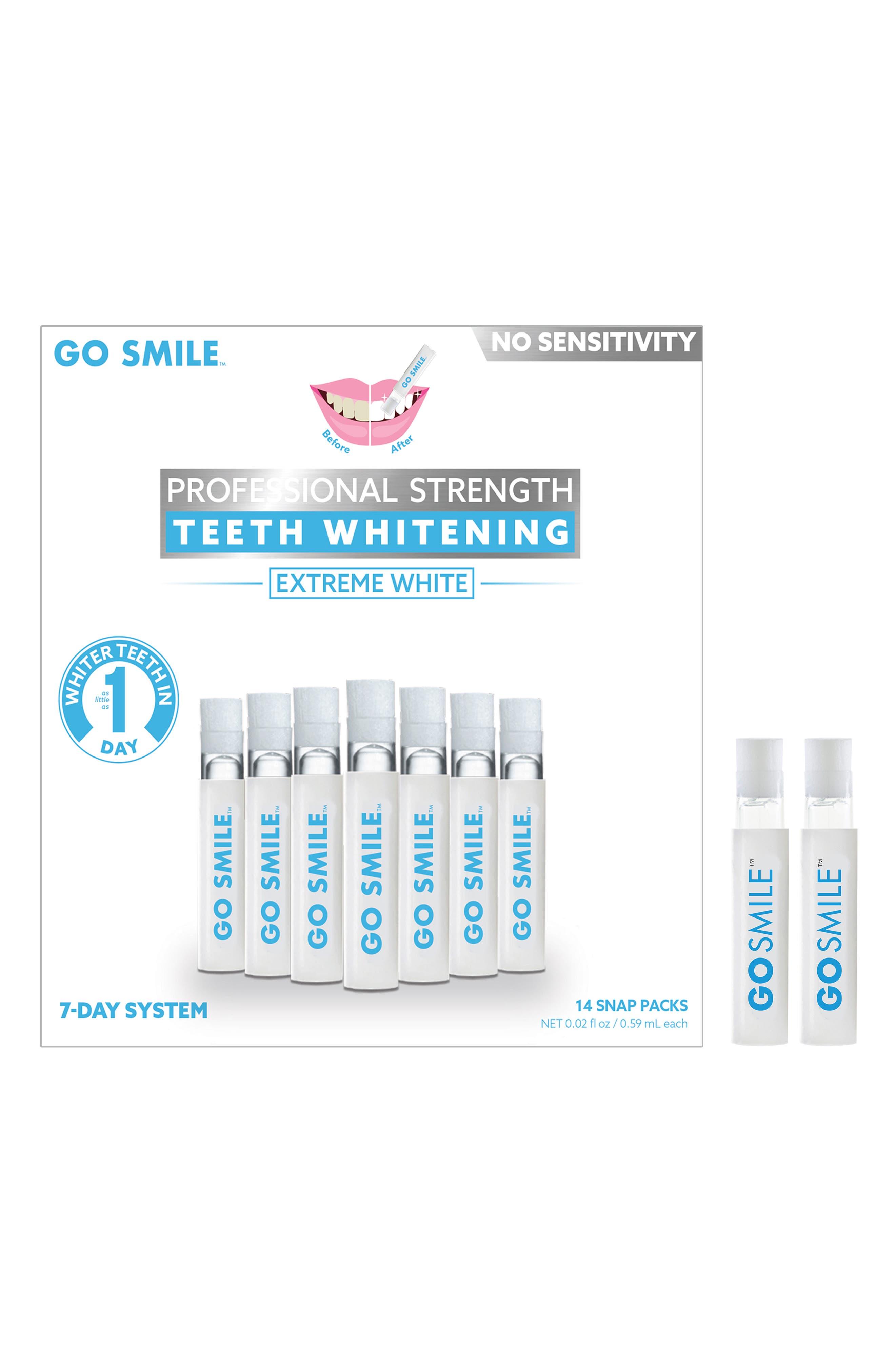 Go Smile Extreme White Teeth Whitening Treatment Set