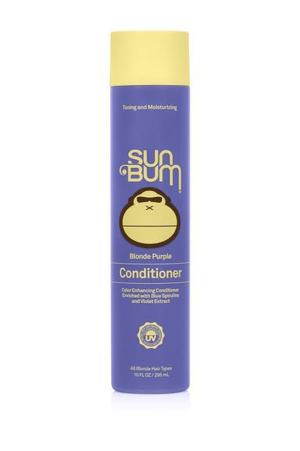 Image of Sun Bum Blonde Purple Conditioner - 10 oz.