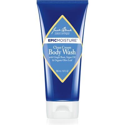 Jack Black Epic Moisture(TM) Clean Cream Body Wash