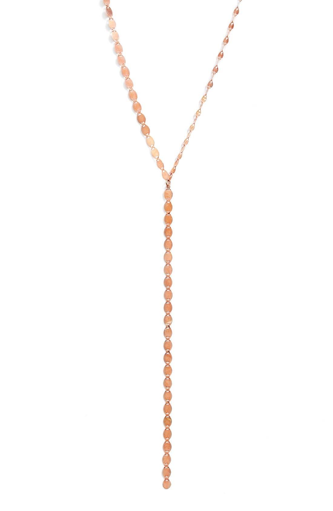 'Nude' Y-Necklace