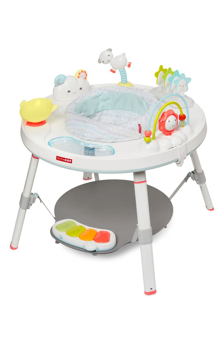 SKIP HOP Silver Lining Cloud 3-Stage Activity Center, Main, color, MULTI