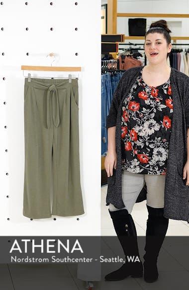 Mara Crop Pants, sales video thumbnail