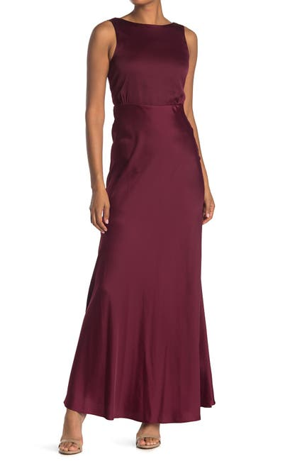 Image of Taylor Pleated Bodice Ponte Dress