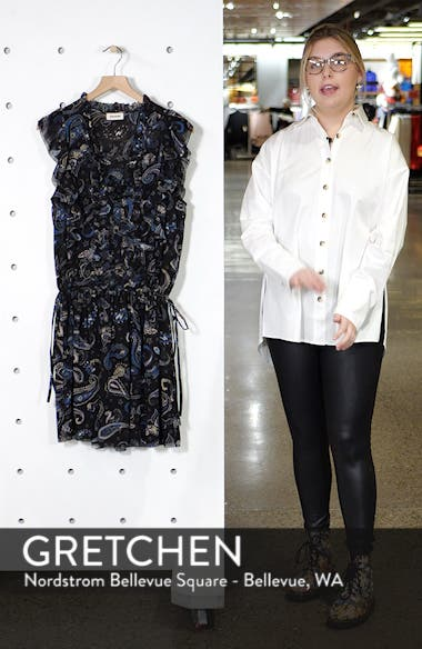 Rimana Paisley Dress, sales video thumbnail