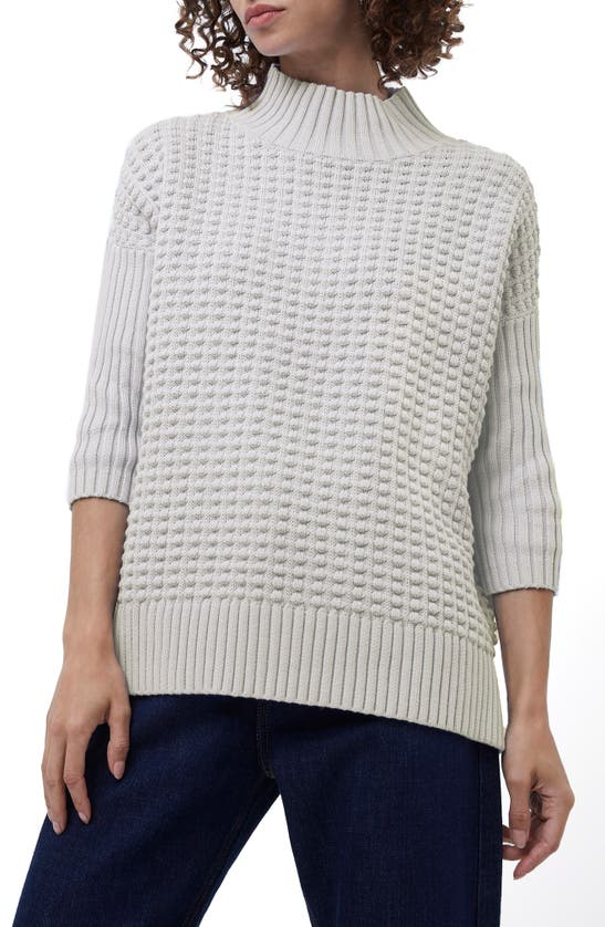 French Connection Cottons MOZART POPCORN COTTON SWEATER