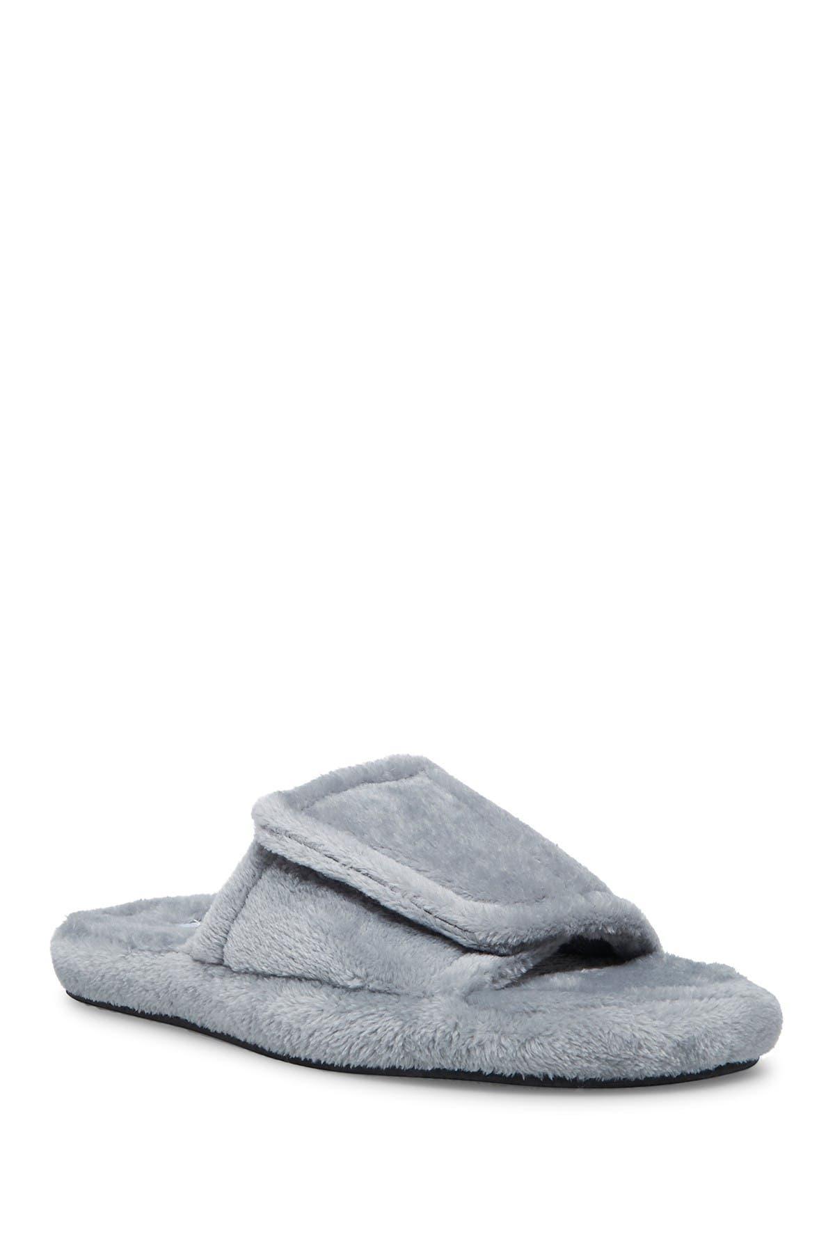 Image of Steve Madden Ezri Faux Fur Slide Sandal