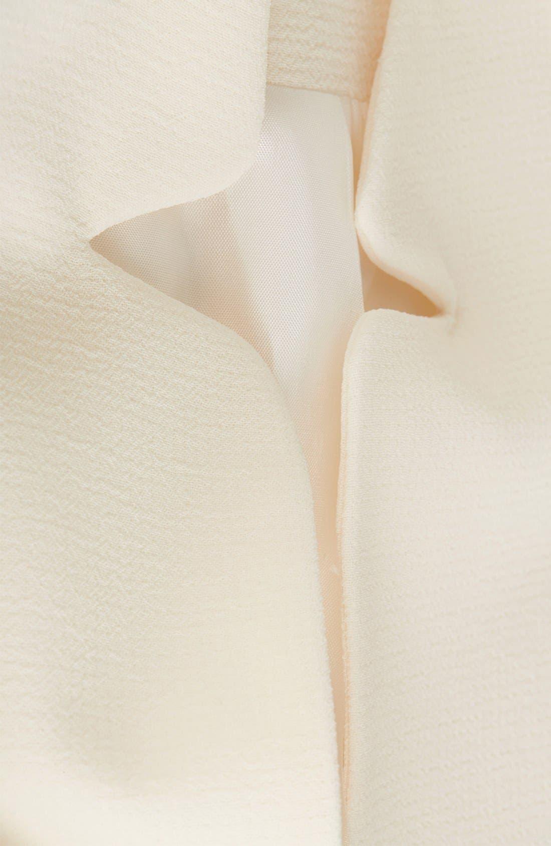 ,                             'Romeo' Crepe Jacket,                             Alternate thumbnail 8, color,                             900