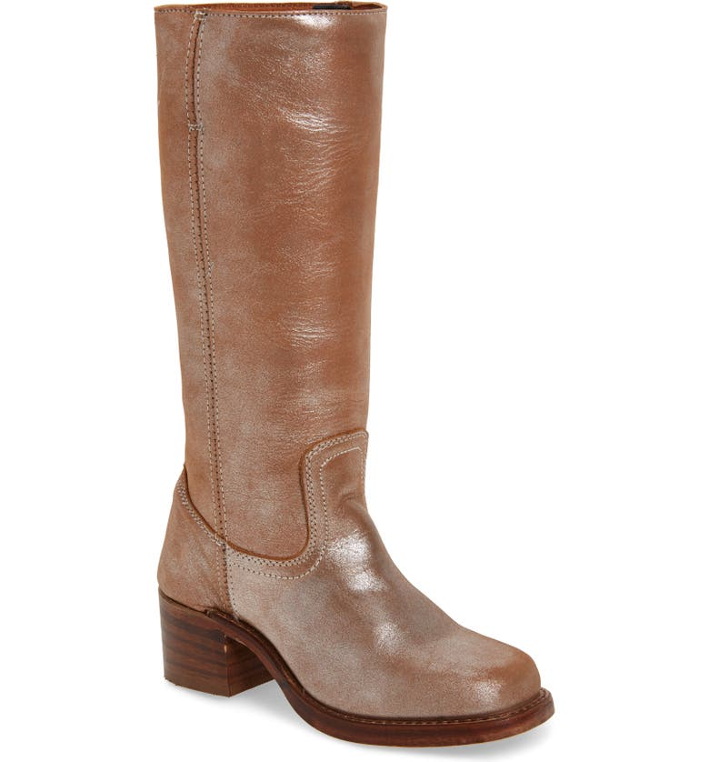 FRYE 'Campus 14L' Boot, Main, color, 048