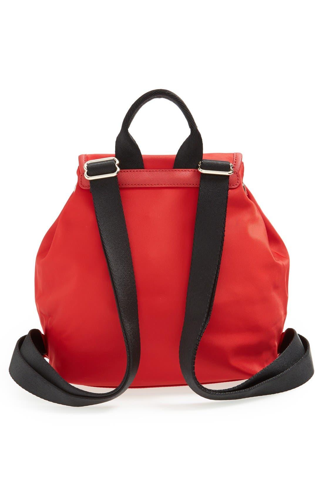 ,                             'molly' nylon backpack,                             Alternate thumbnail 11, color,                             648