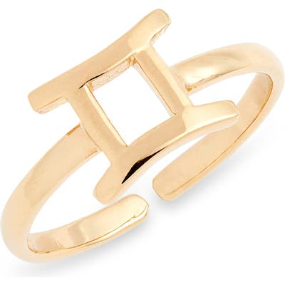 Sterling Forever Zodiac Ring