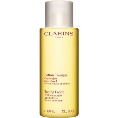 Clarins Toning Lotion For Dry/normal Skin, .8 oz