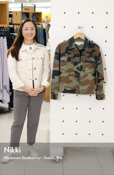 Camo Military Jacket, sales video thumbnail