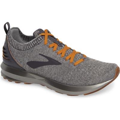 Brooks Levitate 2 Le Running Shoe, 5 - Grey