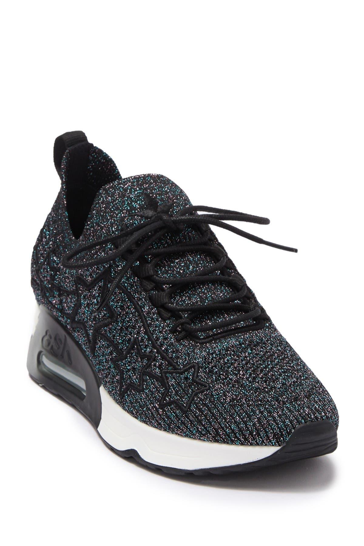 Ash | Lunatic Star Knit Glitter Sneaker