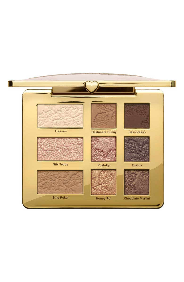 TOO FACED Natural Eyes Eyeshadow Palette, Main, color, NO COLOR