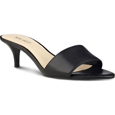 Nine West Lynton Sandal, Black