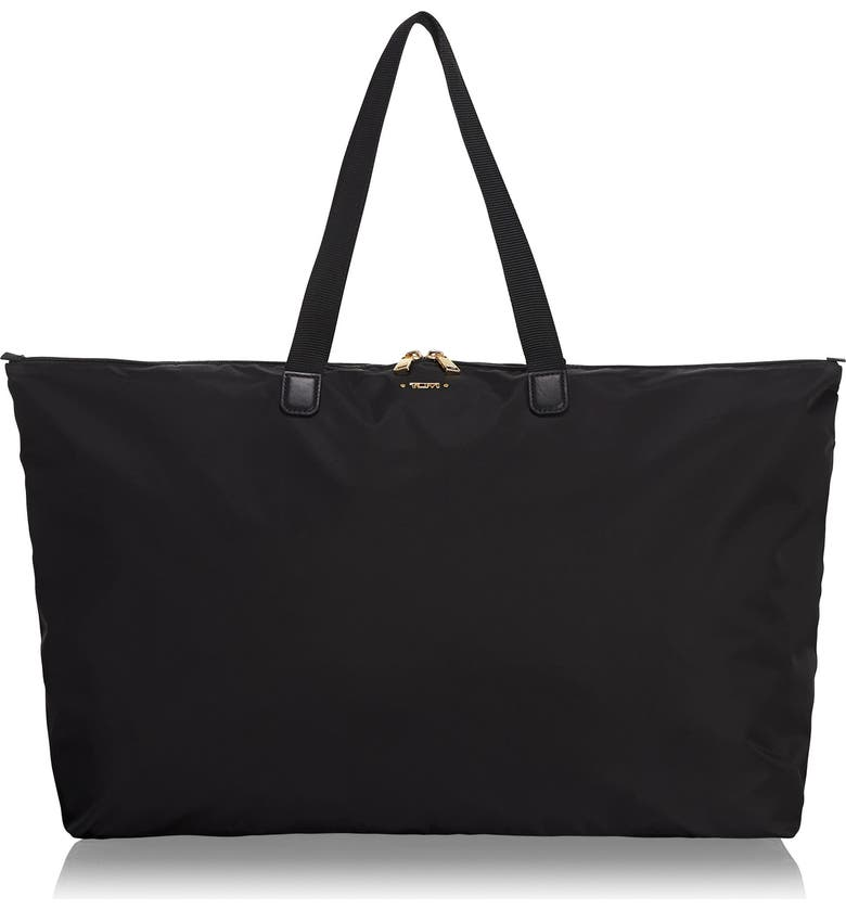TUMI Voyageur Just In Case<sup>®</sup> Packable Nylon Tote, Main, color, 001