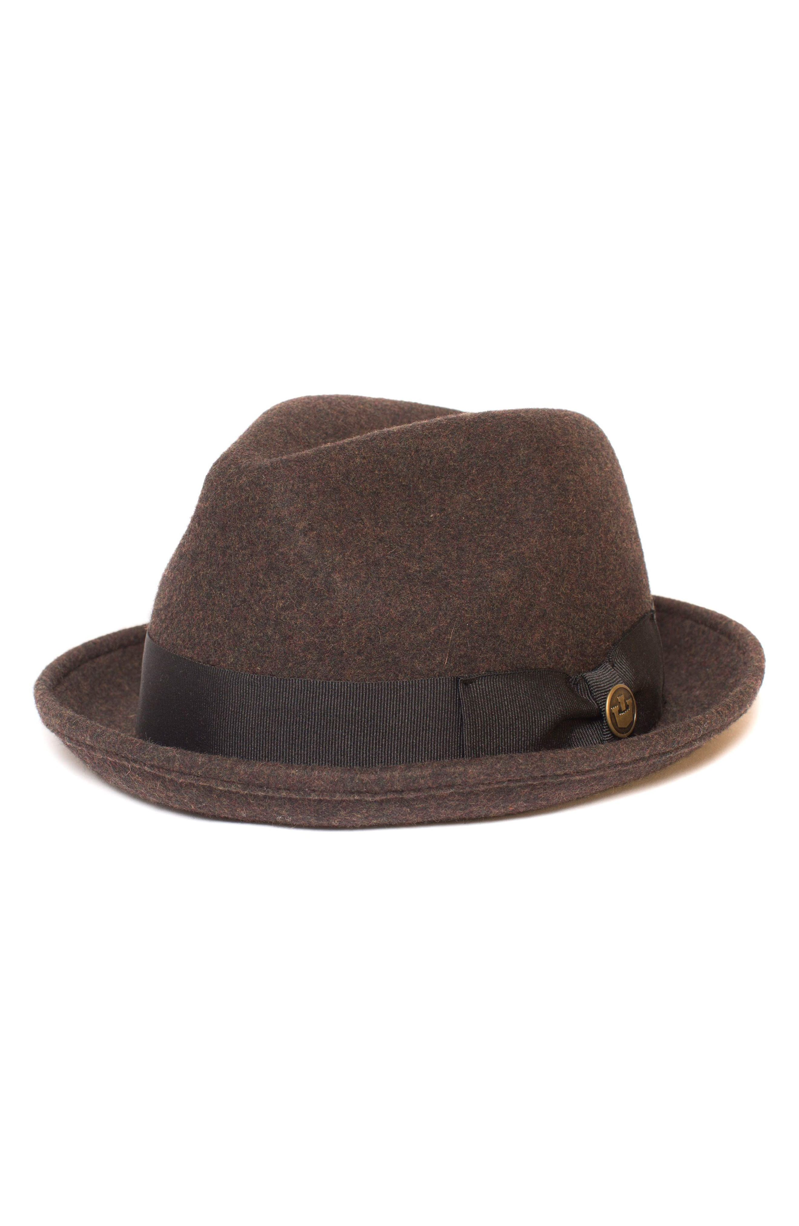 Goorin Bros. The Good Boy Felt Wool Fedora -