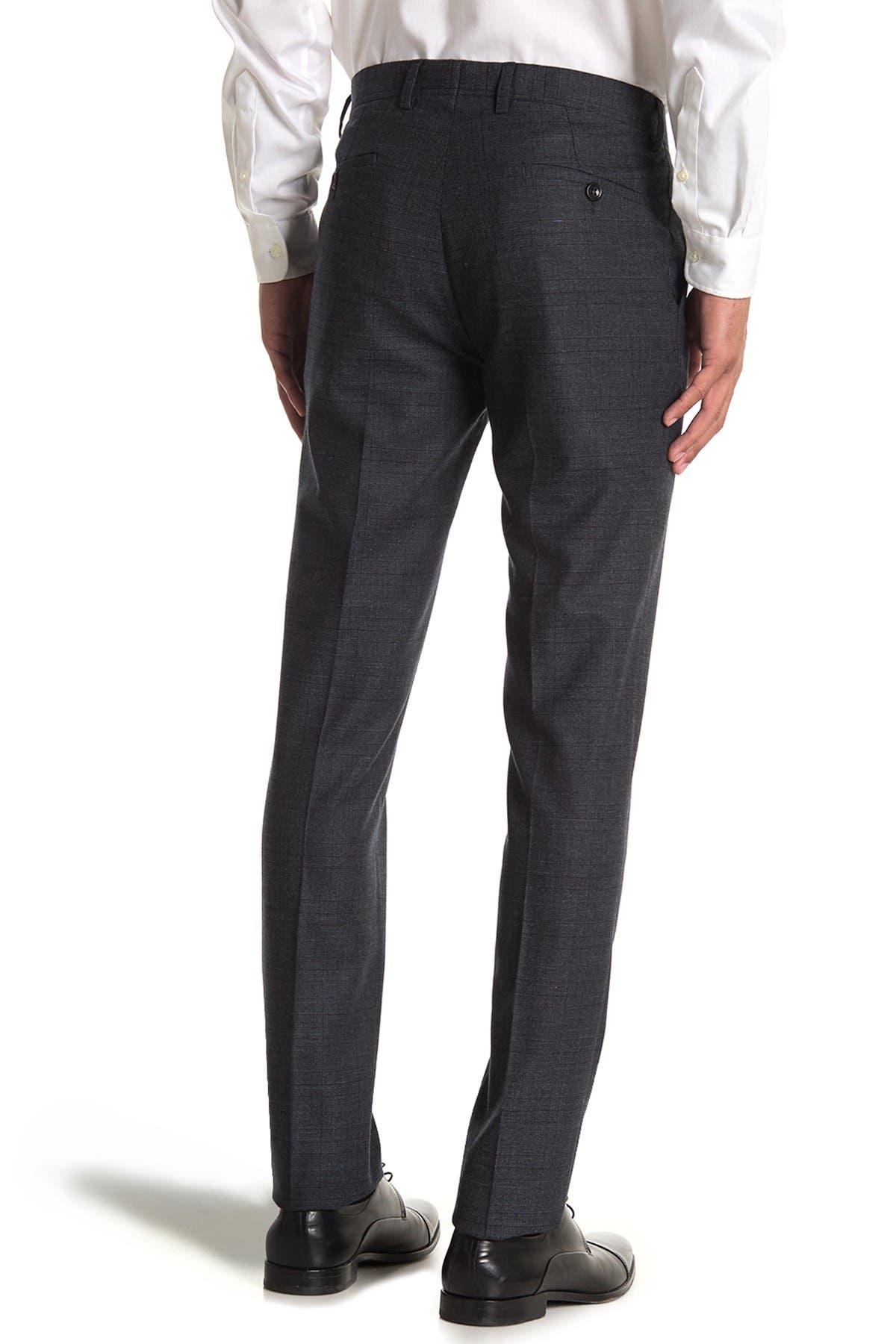 Image of Good Man Brand Slim Fit Wool Blend Trousers