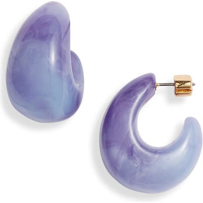 Kate Spade New York Adore-Ables Huggie Hoop Earrings