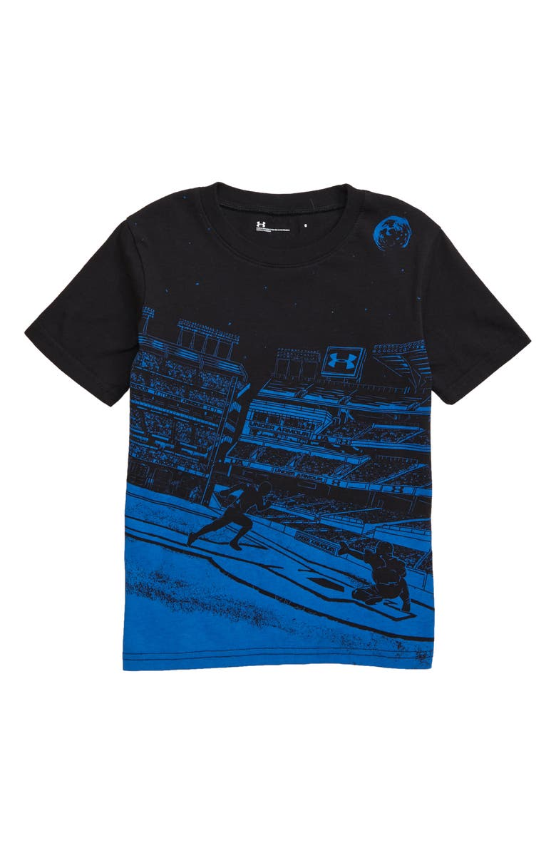 63b580b959 Under Armour Galaxy Baseball T-Shirt (Toddler Boys & Little Boys ...