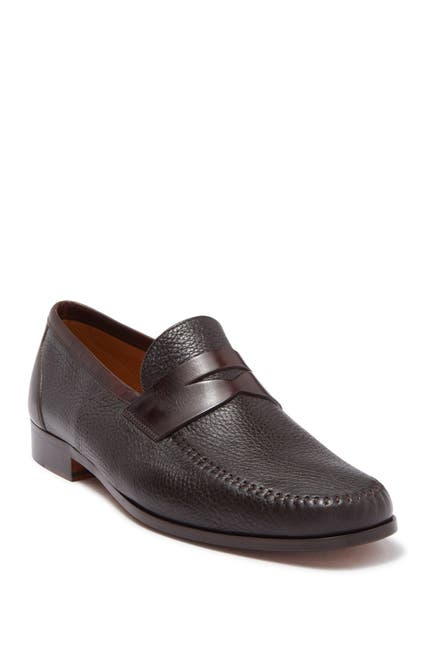 Image of Magnanni Ramos II Pebbled Loafer