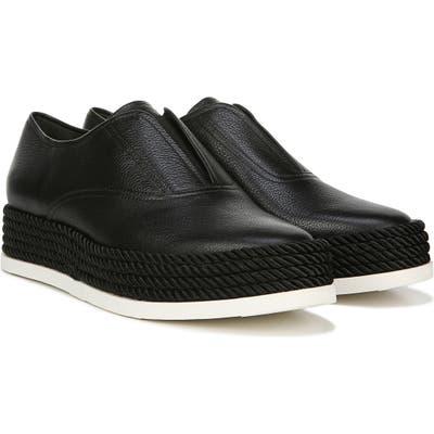 Via Spiga Berta Slip-On Sneaker- Black