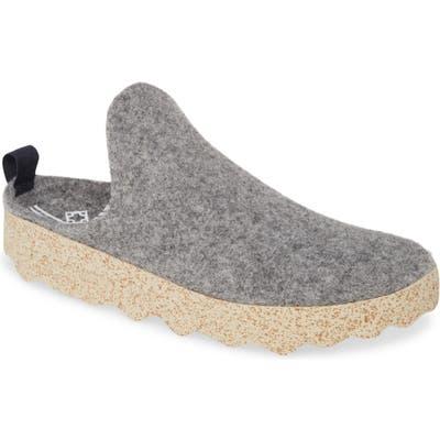 Fly London Come Sneaker Mule, Grey