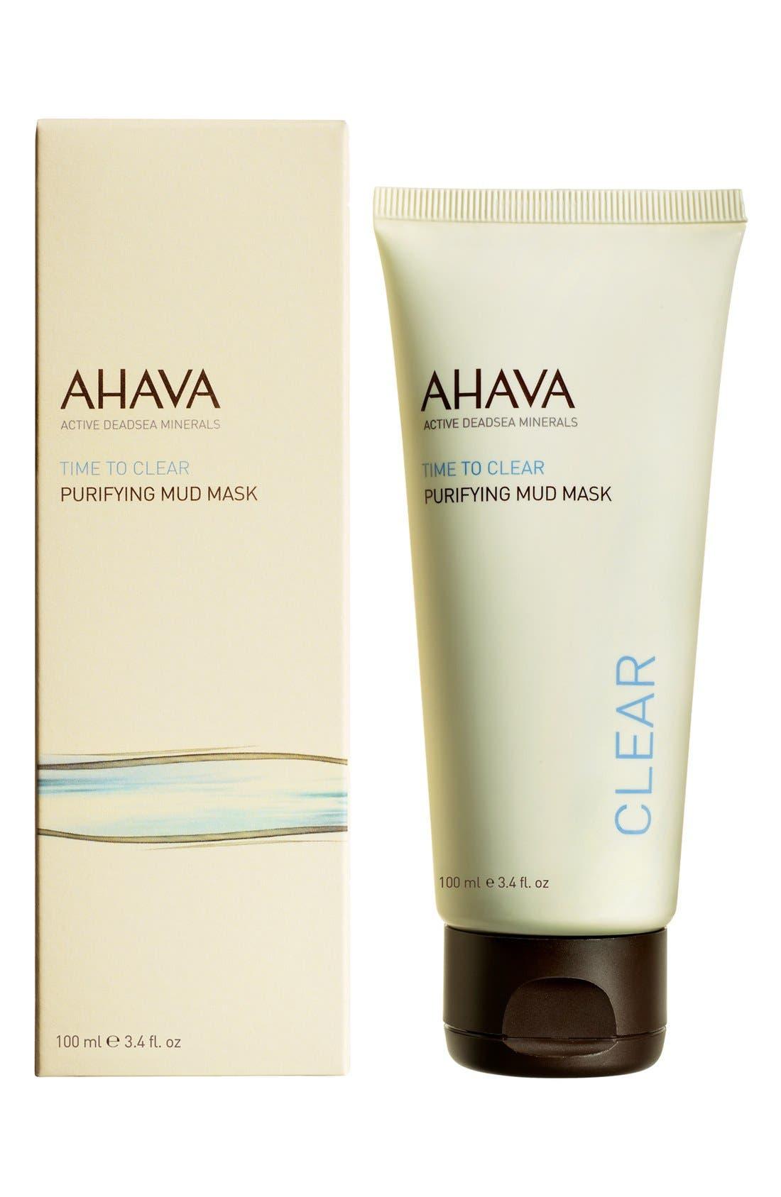 Image of AHAVA Purifying Mud Mask