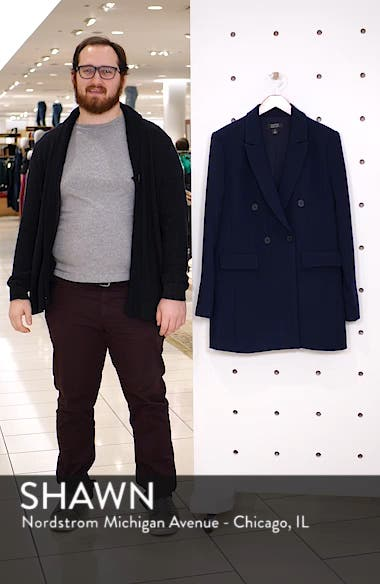 x Atlantic-Pacific Menswear Double Breasted Blazer, sales video thumbnail