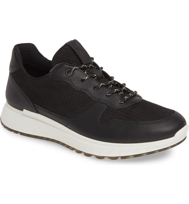 ECCO ST1 Sneaker, Main, color, 001