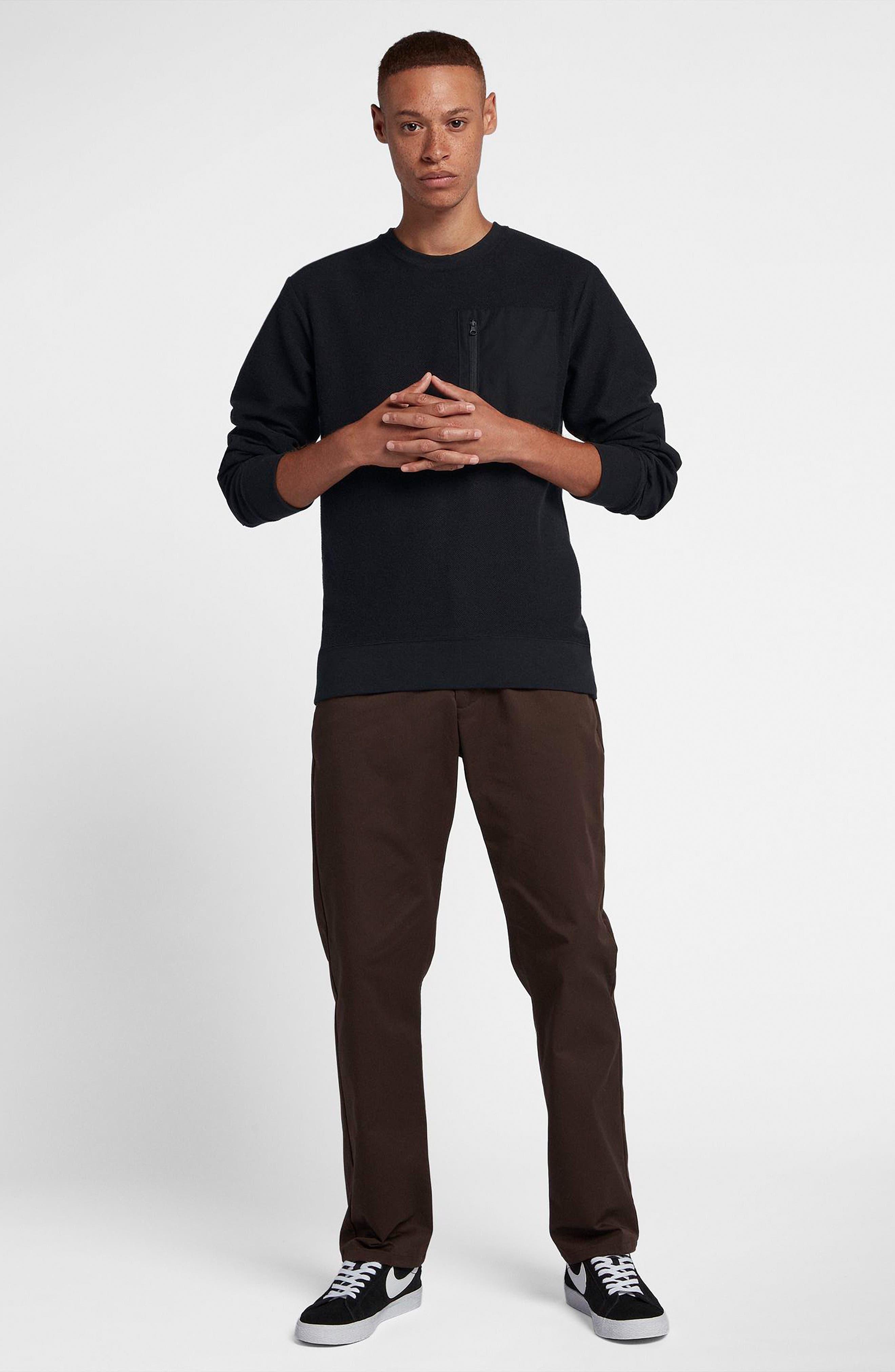 ,                             Long Sleeve T-Shirt,                             Alternate thumbnail 6, color,                             010
