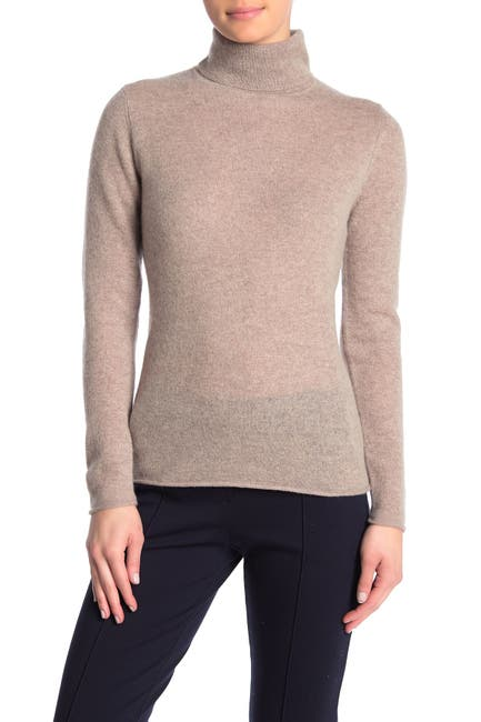 Image of M Magaschoni Cashmere Turtleneck Sweater