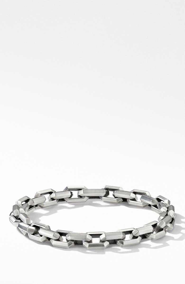 DAVID YURMAN Streamline<sup>®</sup> Heirloom Link Bracelet, Main, color, SILVER