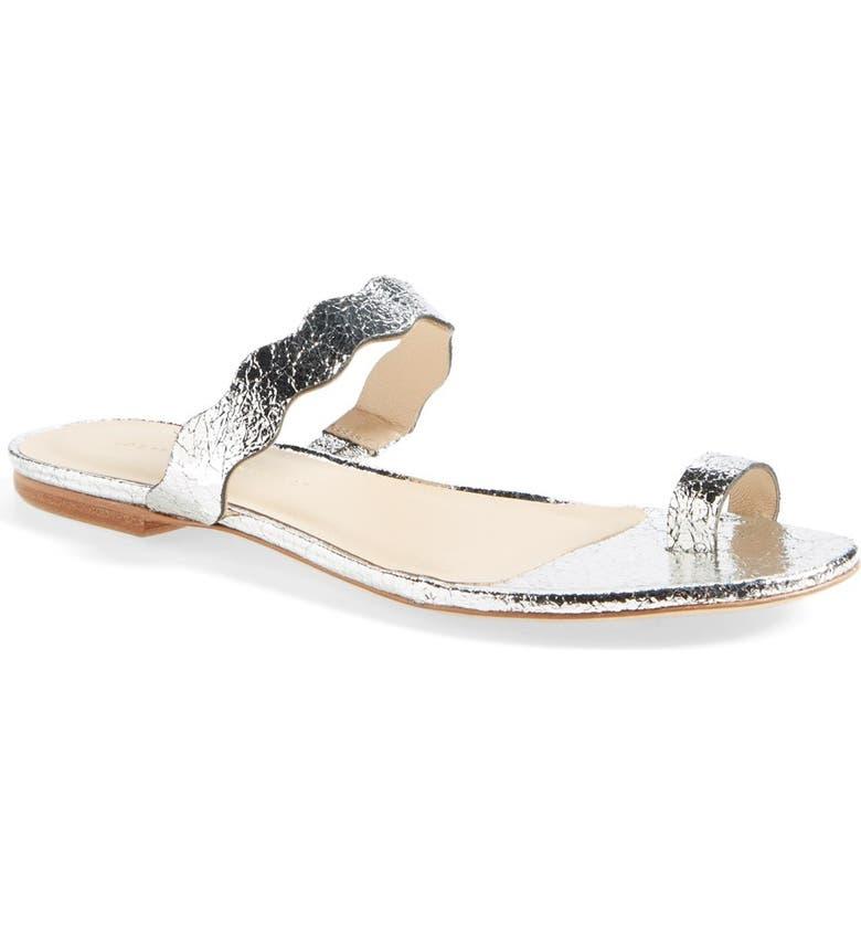 LOEFFLER RANDALL 'Petal' Slide Sandal, Main, color, 040