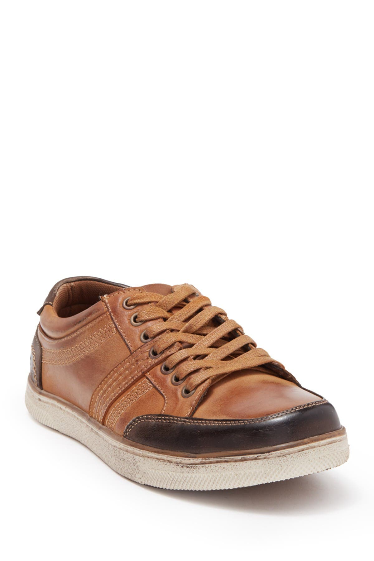 Image of Roan Wyatt Leather Sneaker