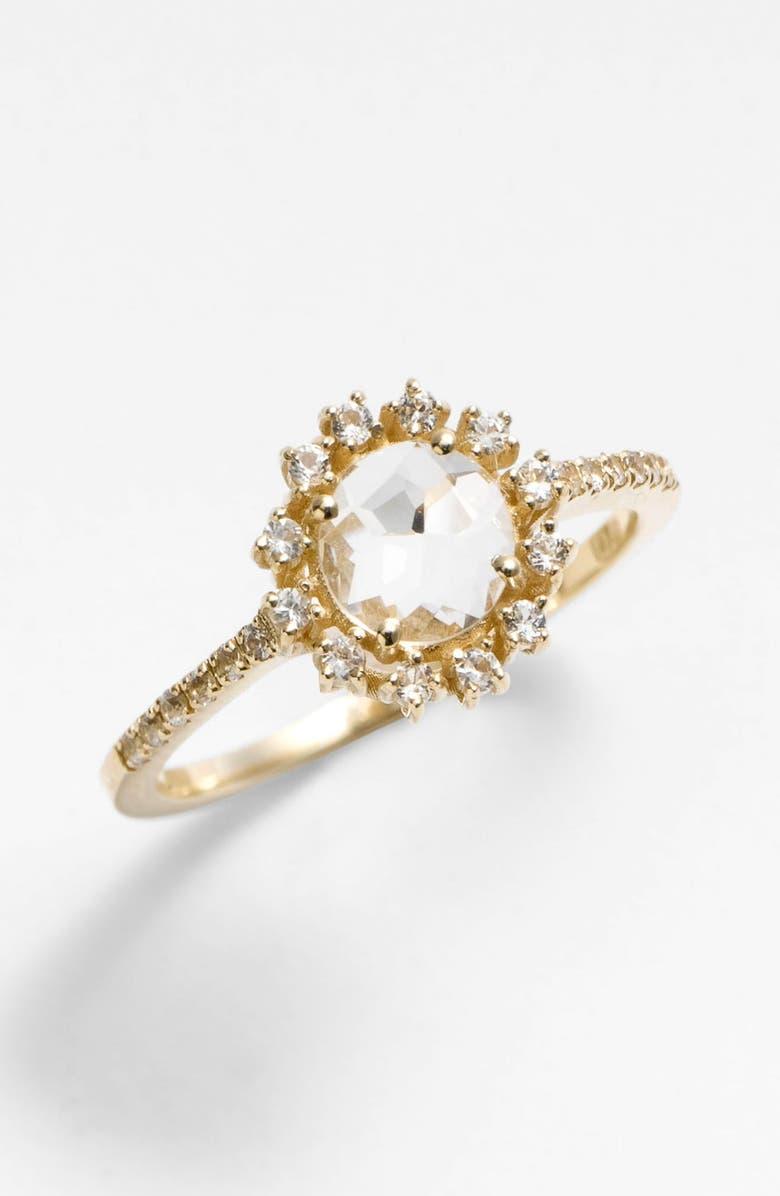 SUZANNE KALAN KALAN by Suzanne Kalan Round Antique Bezel Ring, Main, color, 710