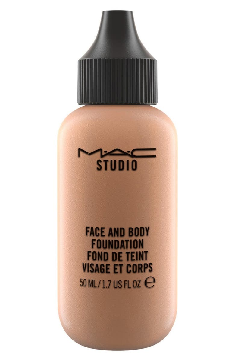 MAC COSMETICS MAC Studio Face and Body Foundation, Main, color, N7