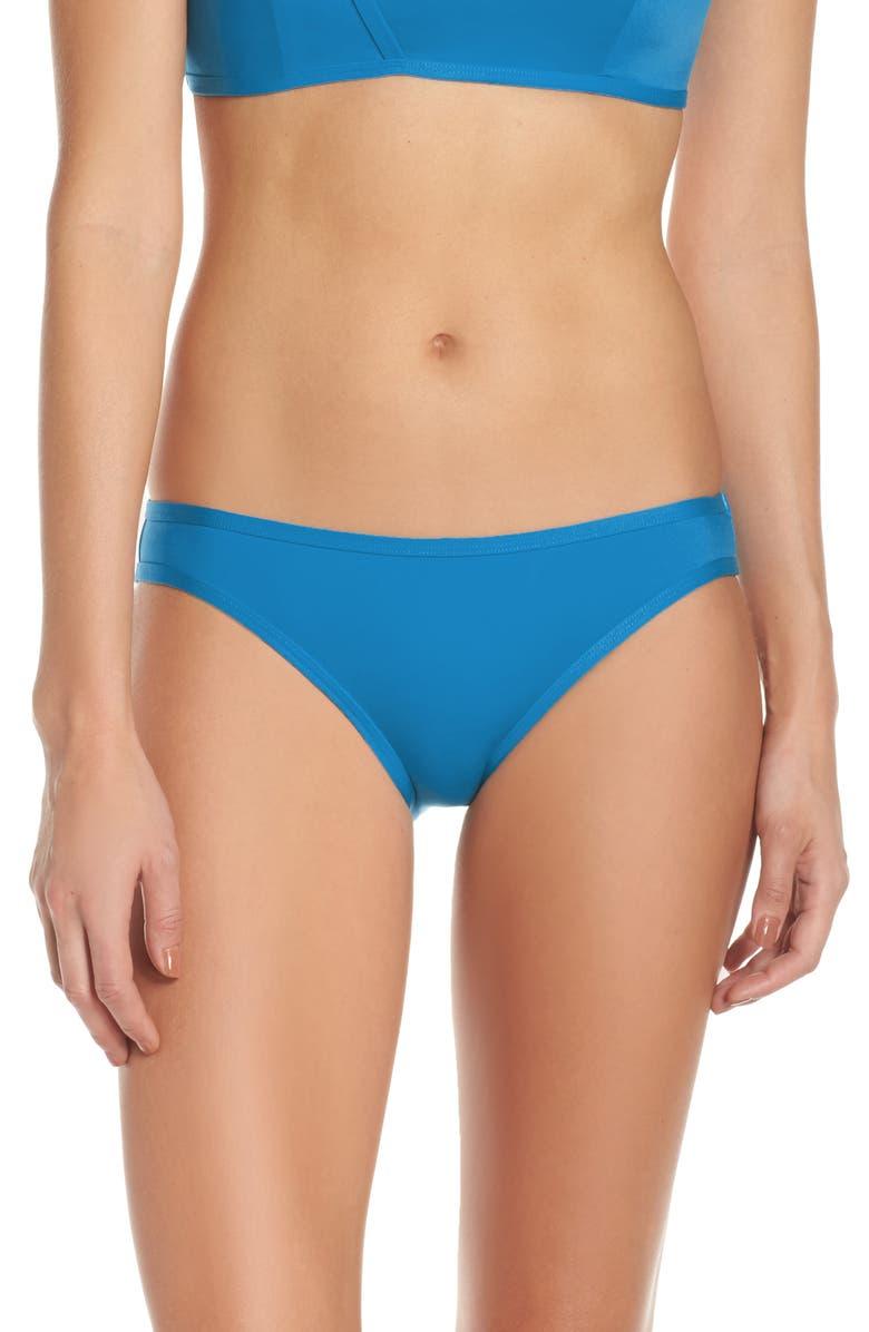 MEI L'ANGE Mei L'ange Audrey Hipster Bikini Bottoms, Main, color, SWEDISH BLUE