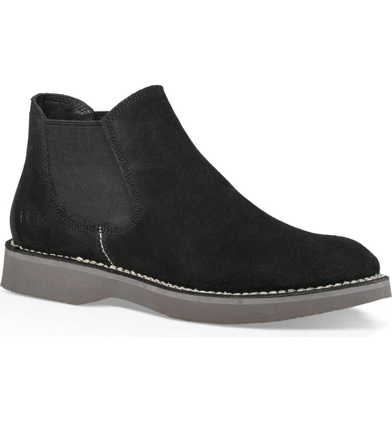 UGG<SUP>®</SUP> Camino Chelsea Boot, Main, color, 001