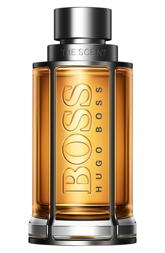 Hugo Boss Men's Boss The Scent Eau De Toilette Spray, 3.3 Oz.