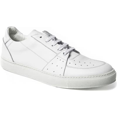Jared Lang Palermo Sneaker, White