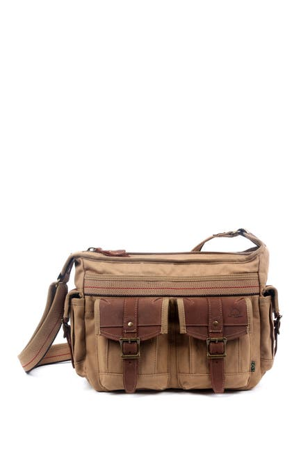 Image of TSD Turtle Ridge Canvas Mail Bag