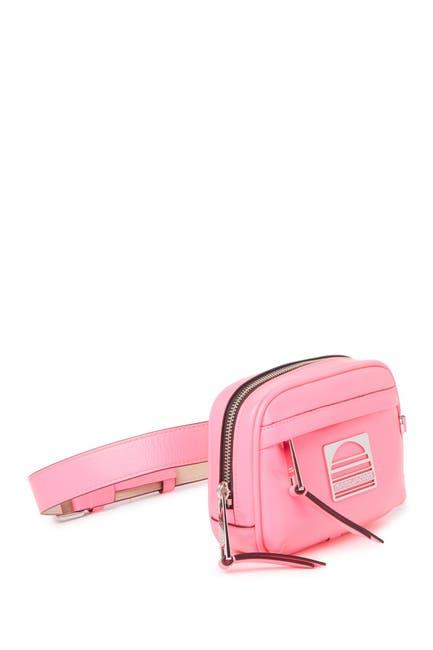 Image of Marc Jacobs Leather Sport Belt Bag