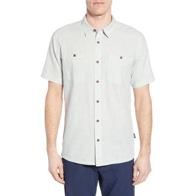 Patagonia Back Step Regular Fit Short Sleeve Shirt