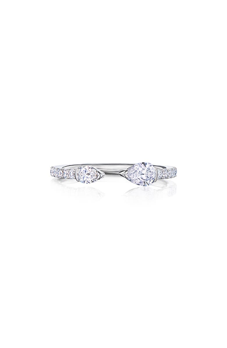 KWIAT Eclipse Diamond Open Ring, Main, color, 711