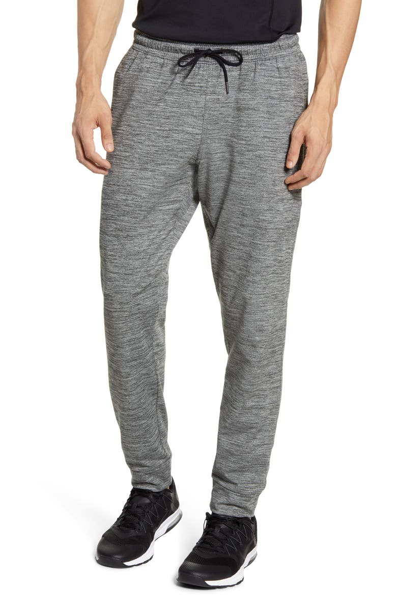 ZELLA Pyrite Slim Fit Jogger Pants, Main, color, GREY OBSIDIAN MELANGE