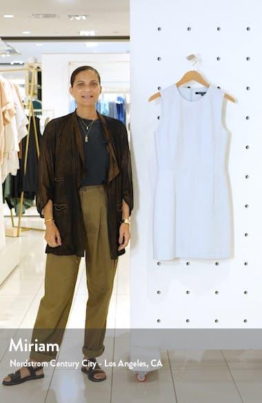 Brodiaea Whisper Ruth Sheath Dress, sales video thumbnail